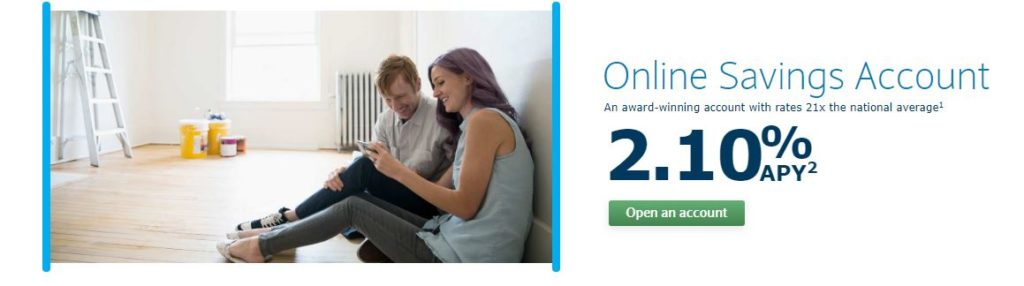 Barclays Online Savings