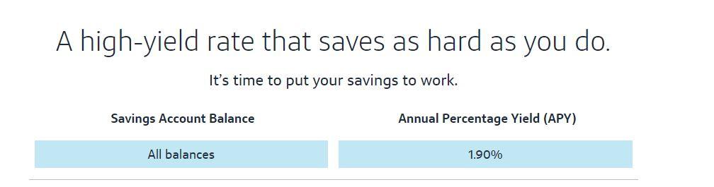 Capital One 360 Online Savings Account