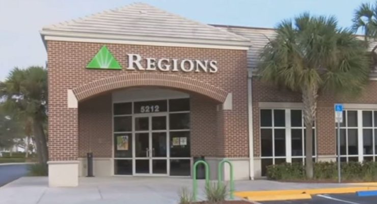 Regions Bank Checking Savings Locations - Review